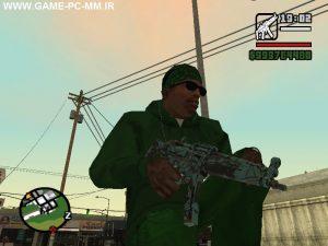 دانلود اسلحه MP5 برای جی تی ای ۵(gta-sa)