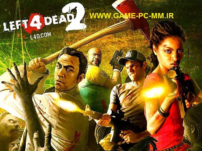 آموزش شبکه کردن Left 4 Dead 2