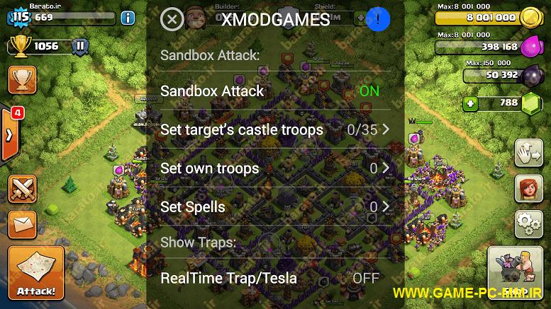 آموزش xmodGames استفاده از ایکس مود گیم