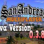 دانلود اخرین ورژن سمپ ۰.۳.۸ و۰.۳.۷(انلاین بازی کردن GTA5 SAN ANDRES)