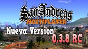 دانلود اخرین ورژن سمپ ۰٫۳٫۸ و۰٫۳٫۷(انلاین بازی کردن GTA5 SAN ANDRES)