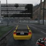 دانلود مود سرعت سنج Speedometer 1.3.1 برای GTA V