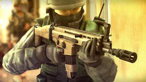 دانلود اسکین اسکار بتلفیلد ۳ برای AK47 کانتر استریک ۱٫۶