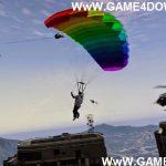 دانلود مود Grappling Hook در بازی GTA V