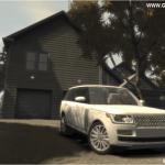 دانلود ماشین زیبای Range Rover Vougue  برای GTA IV