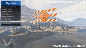 دانلود ابزارMap Editor GTA V