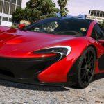 دانلود ماشین ۲۰۱۴  McLaren P1
