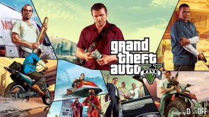 دانلود کرک جداگانه برای اپدیت ۱٫۴۱ بازی GTA V