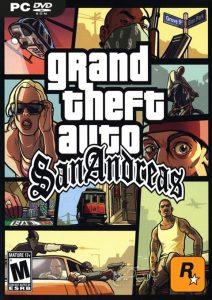 دانلود بازی Grand Theft Auto San Andreas برای کامپیوتر +حجم کم