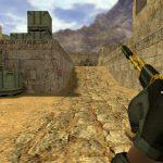 دانلود اسکین M4 طلایی برای کانتر ۱٫۶