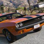 دانلود ماشین Dodge Challenger RT 440 برای GTA V