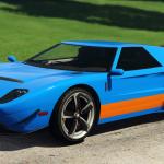 دانلود ماشین Vapid Bullet GT برای GTA V