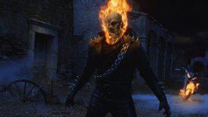 دانلود مود روح سوار Ghost Rider (گوست رایدر) برای GTA V به صورت رایگان (JulioNIB)