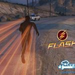 کاراکتر فلش CW The Flash Characters Pack برای GTA V