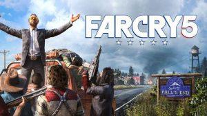 دانلود بازی Far Cry 5 برای کامپیوتر + ریپک FitGirl