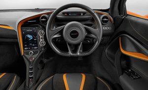 مود کابین داخلی Carbon Fiber MP4 Black برای یوروتراک ۲