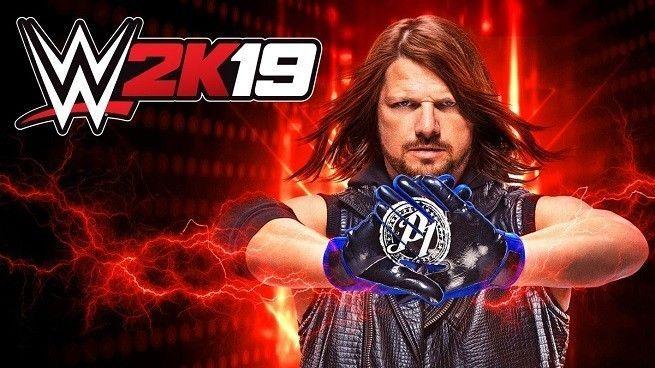 دانلود ترینر بازی WWE 2K19