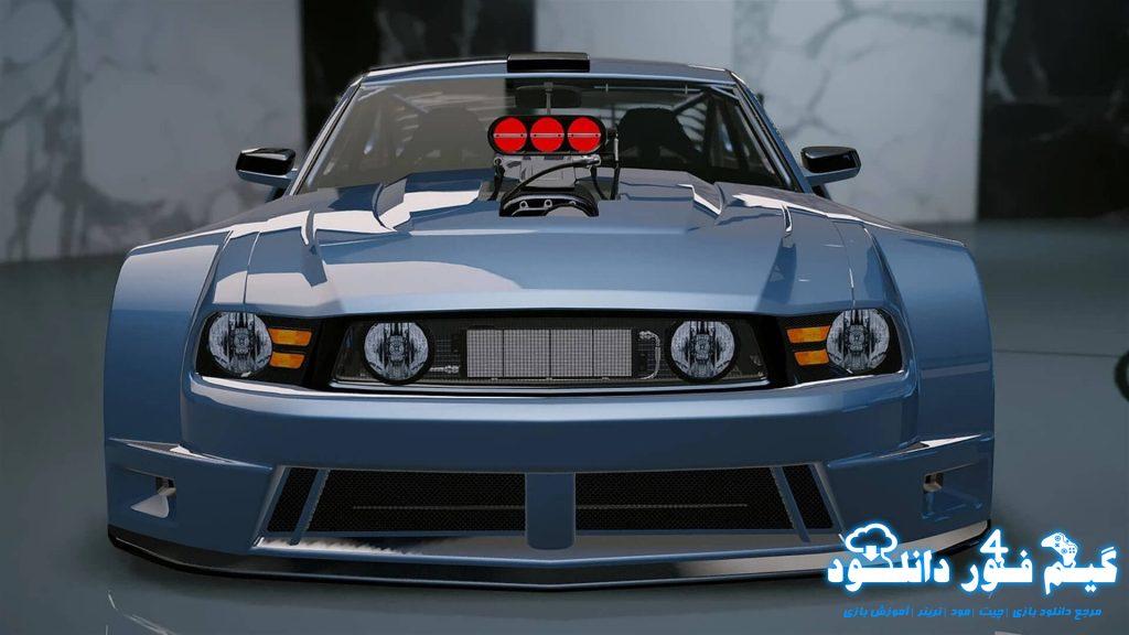 ماشین Ford Mustang Circuit Spec 2011 برای GTA V