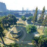 دانلود پارک شهر Liberty City برای GTA V