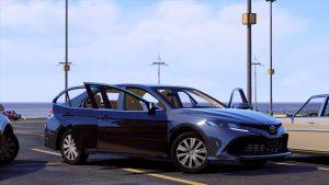 دانلود ماشینToyota Camry 2019 LE برای GTA V .