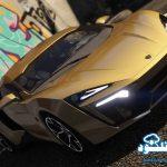 دانلود ماشین  W-Motor Lykan HyperSport برای GTA V