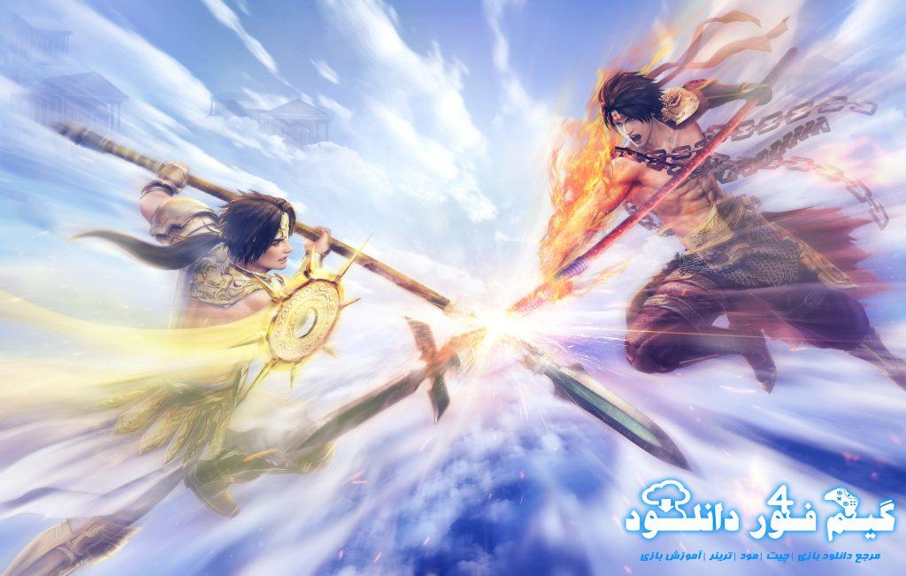 ترینر بازی Warriors Orochi 4