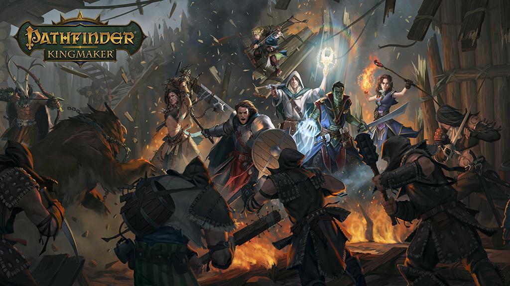 دانلود ترینر بازی Pathfinder: Kingmaker