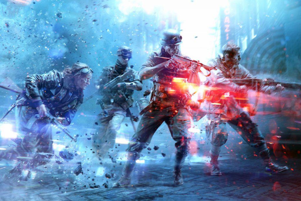 دانلود ترینر بازی Battlefield V