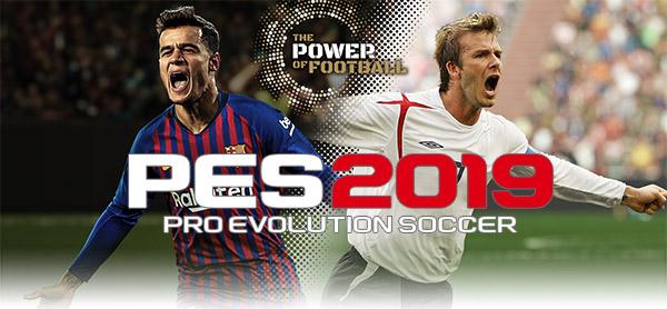 ترینر بازی Pro Evolution Soccer 2019